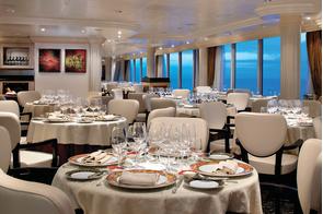 Oceania Insignia - Toscana restaurant