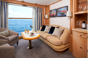 Windstar Cruises - Star Pride - Balcony Suite