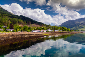 Inverie, Knoydart Peninsula, Scotland