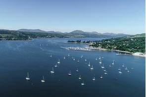 Rhu Marina, Scotland