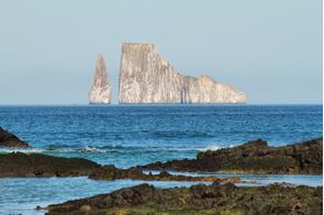 Roca León Dormido, Galapagos