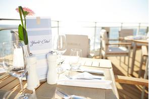 MS Europa 2 - Yacht Club restaurant