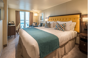 Saga Cruises - Spirit of Discovery balcony cabin