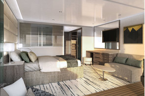 Silver Origin - Superior Veranda Suite