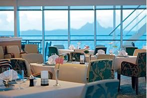 MS Paul Gauguin - La Veranda restaurant