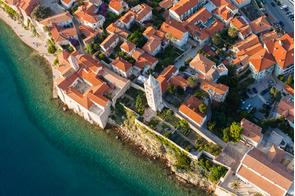 Rab island, Croatia
