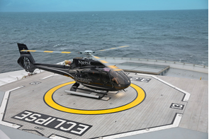 Scenic Eclipse - Helicopter