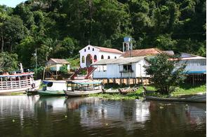 Boca da Valeria, Brazil