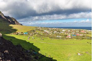 Edinburgh of the Seven Seas, Tristan da Cunha