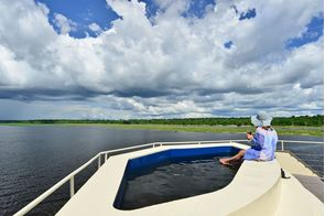 Zambezi Queen - Pool