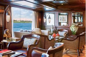 Uniworld River Tosca - Lounge
