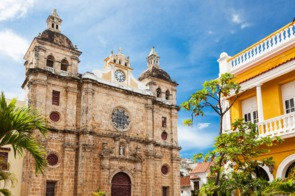 Church of St Peter Claver, Cartagena