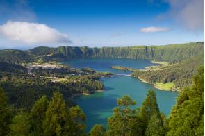 Sete Cidades lake, Sao Miguel, Azores