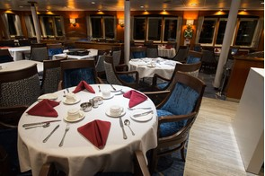 Quark Expeditions - Ocean Adventurer - Dining Room