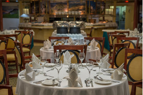 Quark Expeditions - Ocean Diamond - Dining Room