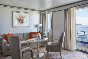 Silver Shadow - Medallion Suite