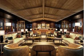 Aqua Nera - Lounge