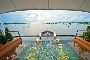 Aqua Mekong - Plunge Pool