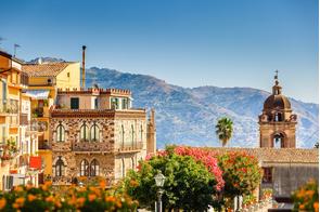 Architecture in Taormina, Sicily