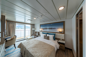 Aurora Expeditions - Greg Mortimer - Captain's Suite