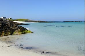 Caolas on the Isle of Tiree, Scotland