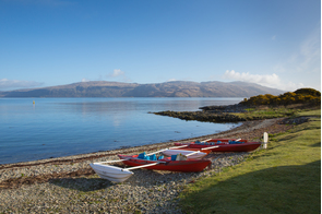 Craignure on the Isle of Mull, Scotland