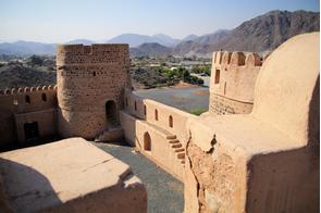 Fujairah fort, UAE