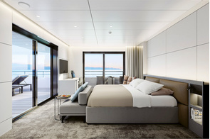 Emerald Azzurra - Terrace Suite