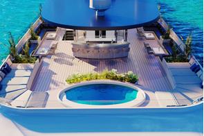 Emerald Azzurra - Sky Deck