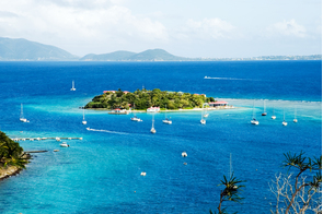 Virgin Gorda and Marina Cay, British Virgin Islands