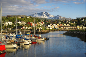 Narvik harbour, Norway