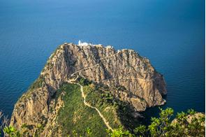 Yema Gouraia Island, Bejaia, Algeria