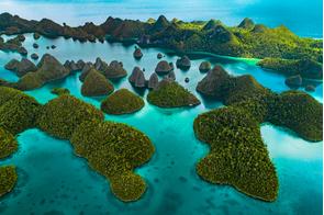 Wayag, Raja Ampat, Indonesia