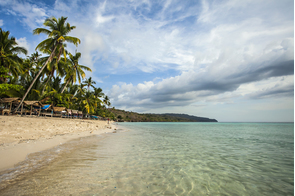Nirwana beach, Bau Bau, Indonesia