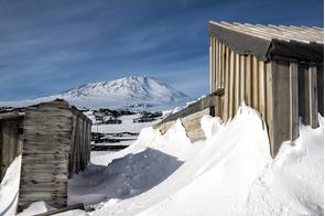 Scott's Hut, Ross Island, Antarctica