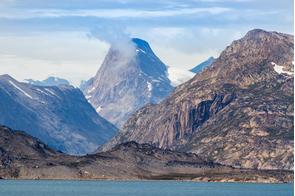 Skjoldungen island, Greenland