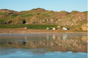 Erik's Fjord, Qassiarsuk, Greenland