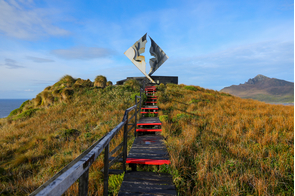 Cape Horn Memorial Sculpture, Chile