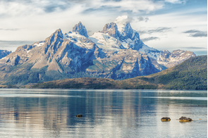 Aguila Glacier, Chile