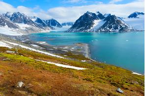 Magdalenefjord, Spitsbergen