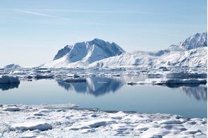 Sermilik Bay, East Greenland