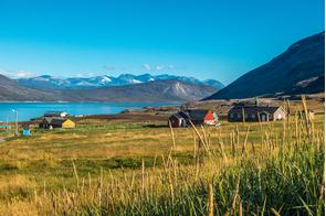 Igaliku village, Greenland