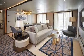 Regent Seven Seas Splendor - Splendor Suite