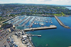 Bangor marina, Northern Ireland