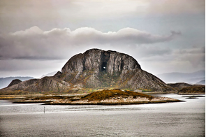 Torghatten, Bronnoy, Norway