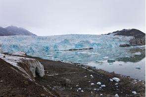 Kings Glacier, Kongsfjorden, Spitsbergen