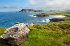 Cliffs at Slea Head, Dingle, Ireland
