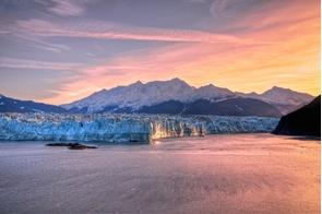 Hubbard Glacier, Alaska, USA