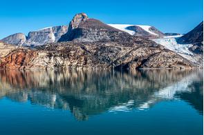 Sam Ford Fjord, Nunavut, Canada