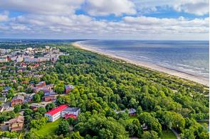 Liepaja, Baltic Coast, Latvia
